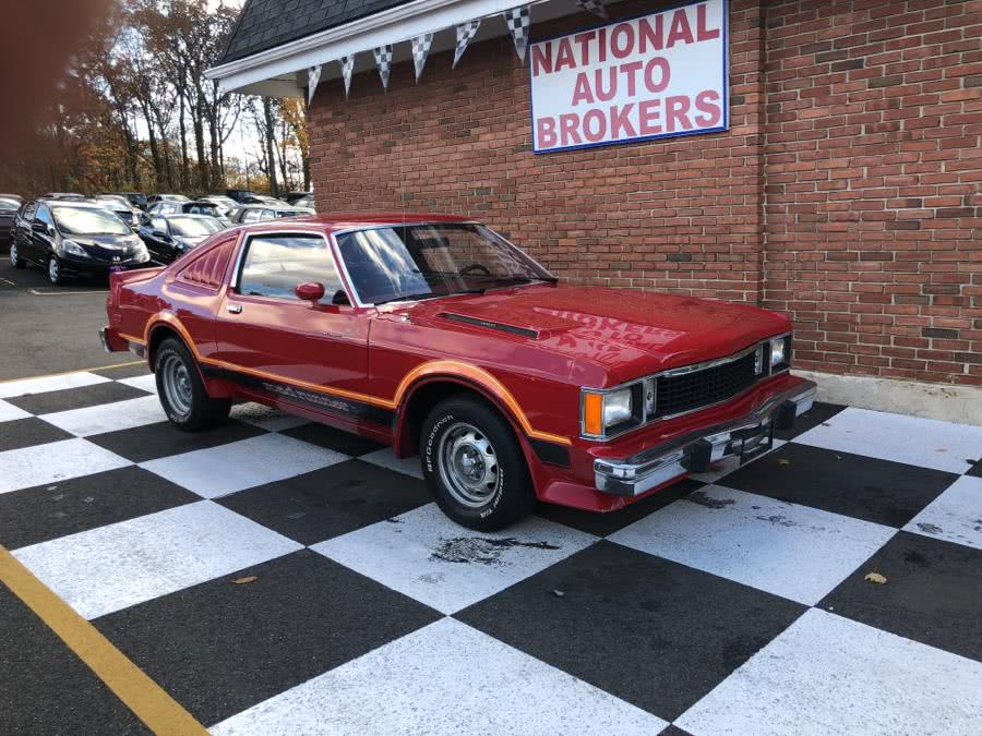 Used Plymouth Roadrunner Tribute 1980 | National Auto Brokers, Inc.. Waterbury, Connecticut