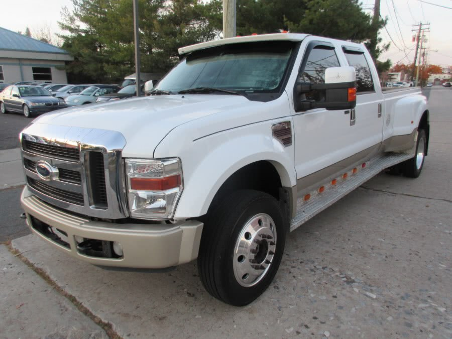 2008 Ford Super Duty F-450 DRW KING RANCH, available for sale in Lynbrook, New York | ACA Auto Sales. Lynbrook, New York