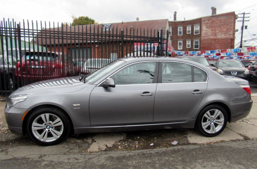 2010 BMW 5 Series 4dr Sdn 528i xDrive AWD, available for sale in Paterson, New Jersey | MFG Prestige Auto Group. Paterson, New Jersey