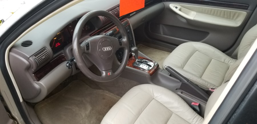 2001 Audi A4 5dr Wgn 2.8L Avant Quattro AWD Auto, available for sale in East Hartford , Connecticut | Classic Motor Cars. East Hartford , Connecticut