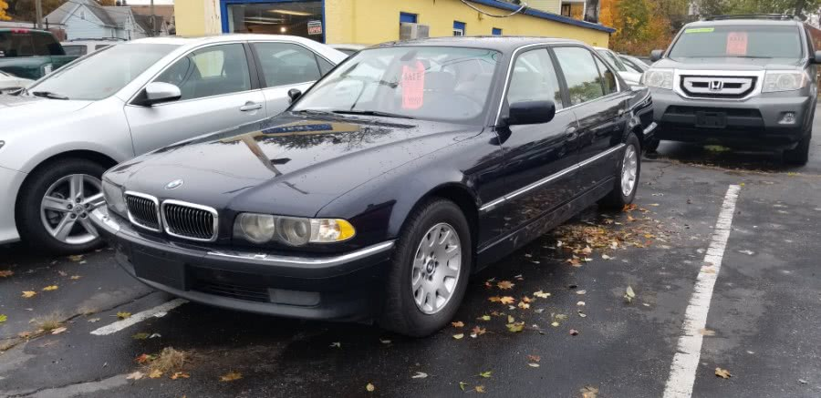 Used 2001 BMW 7 Series in East Hartford , Connecticut | Classic Motor Cars. East Hartford , Connecticut