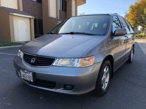 2000 Honda Odyssey EX w/Navi