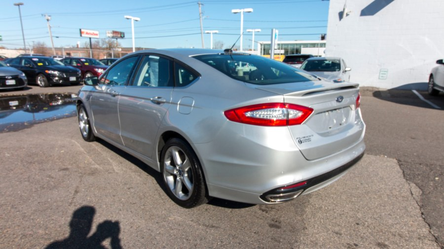 2016 Ford Fusion 4dr Sdn SE AWD, available for sale in Medford, Massachusetts | Inman Motors Sales. Medford, Massachusetts