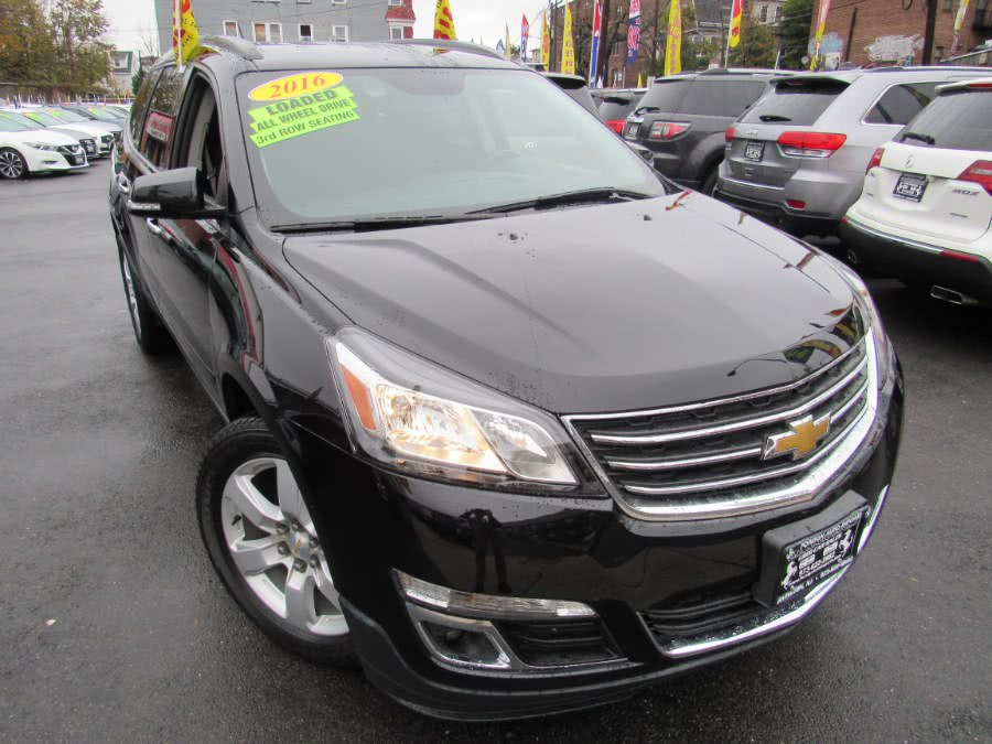 2016 Chevrolet Traverse FWD 4dr LT w/1LT, available for sale in Irvington, New Jersey | Foreign Auto Imports. Irvington, New Jersey