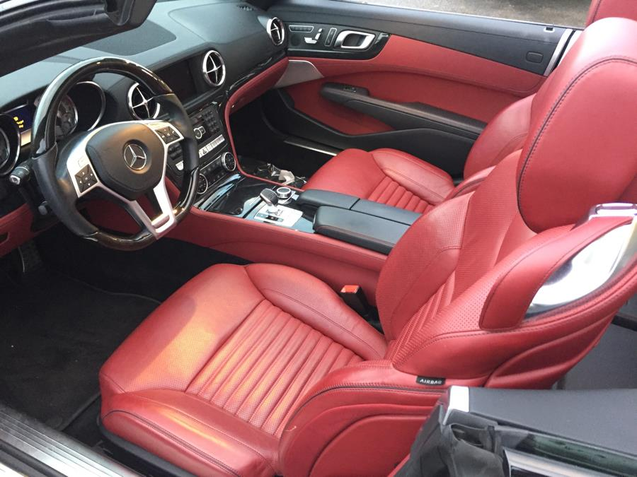 2013 Mercedes-Benz SL-Class 2dr Roadster SL 550, available for sale in Plainview , New York | Ace Motor Sports Inc. Plainview , New York