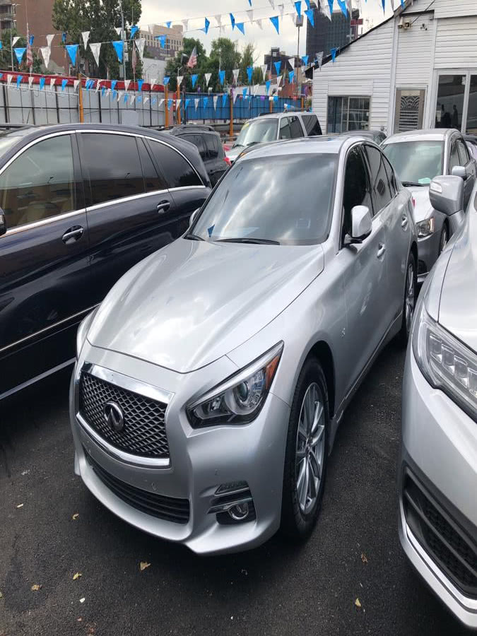 Used 2015 Infiniti Q50 in Jamaica, New York | Sylhet Motors Inc.. Jamaica, New York