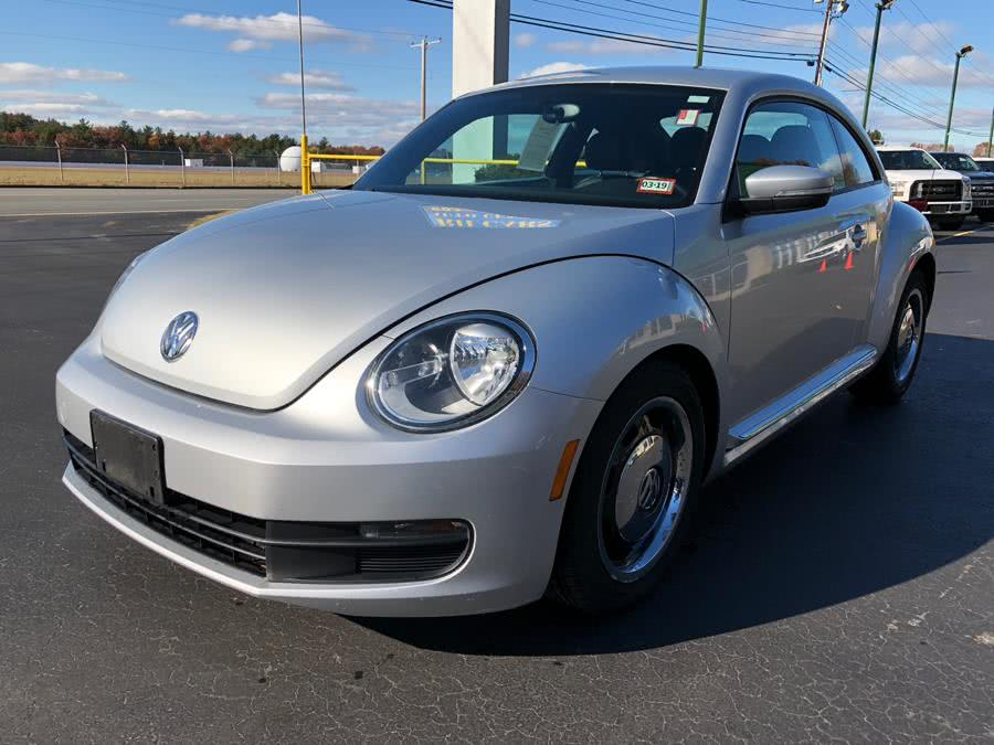 Used Volkswagen Beetle 2.5L PZEV 2012 | RH Cars LLC. Merrimack, New Hampshire