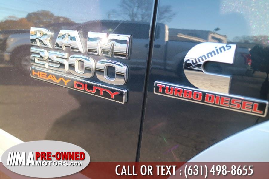 2014 Ram 2500 DIESEL 4WD Mega Cab 160.5