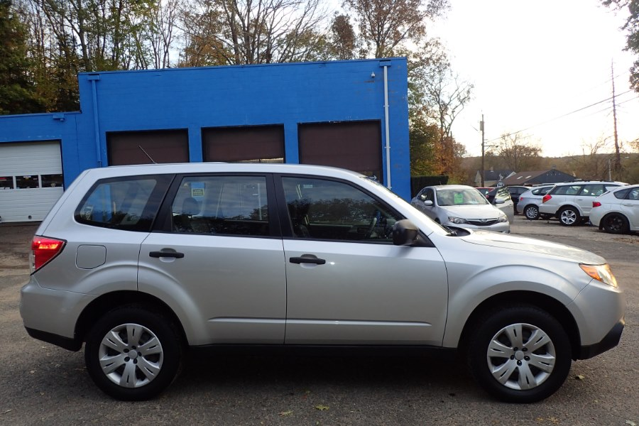 2010 Subaru Forester AWD 2.5X, available for sale in Storrs, Connecticut | Eagleville Motors. Storrs, Connecticut