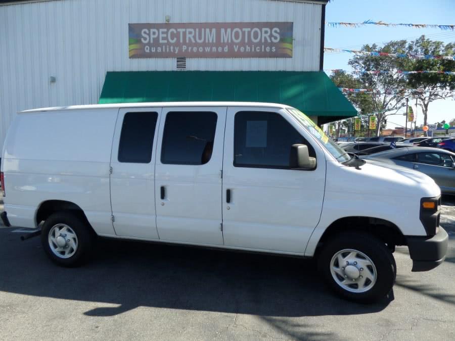 Used 2014 Ford Econoline Cargo Van in Corona, California | Spectrum Motors. Corona, California