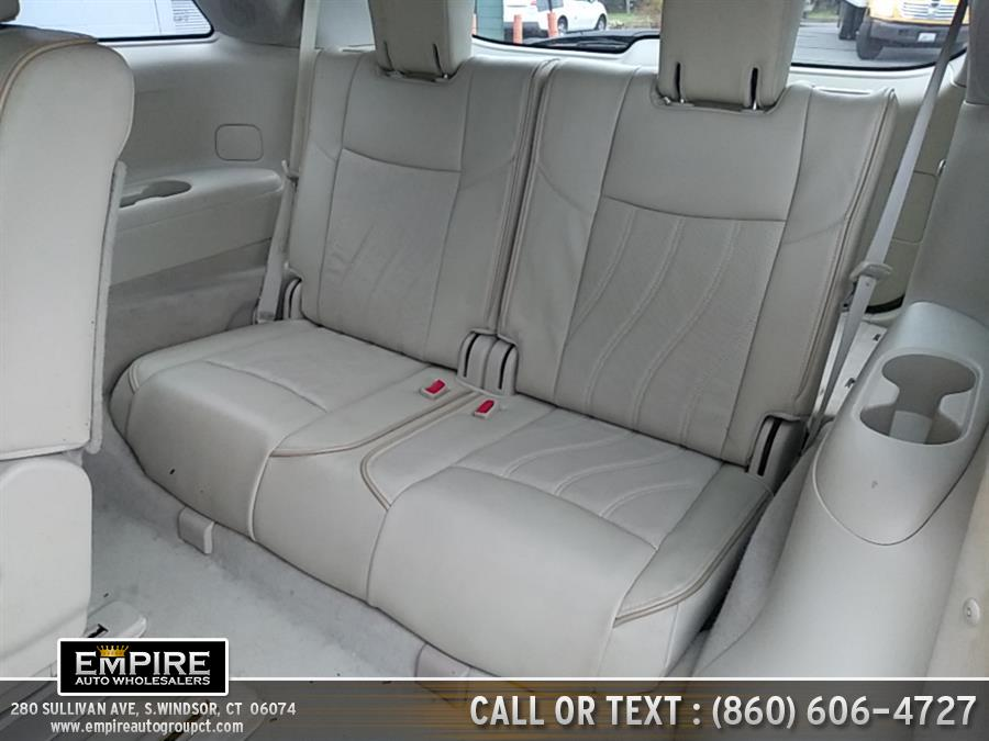 2013 Infiniti JX35 AWD 4dr, available for sale in S.Windsor, Connecticut | Empire Auto Wholesalers. S.Windsor, Connecticut