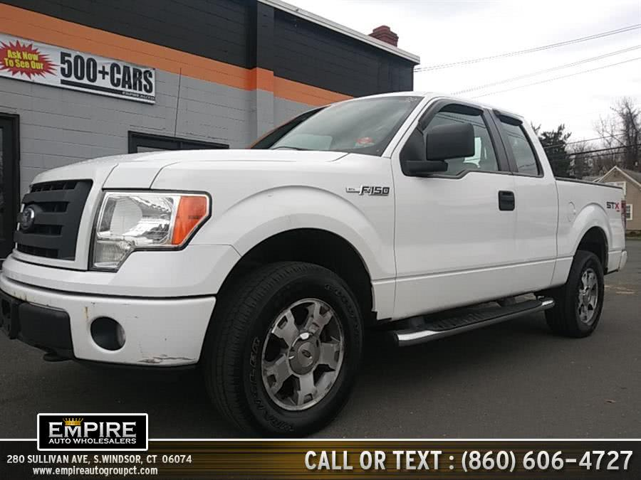 "Used Ford F-150 4WD SuperCab 145"" STX 2009 