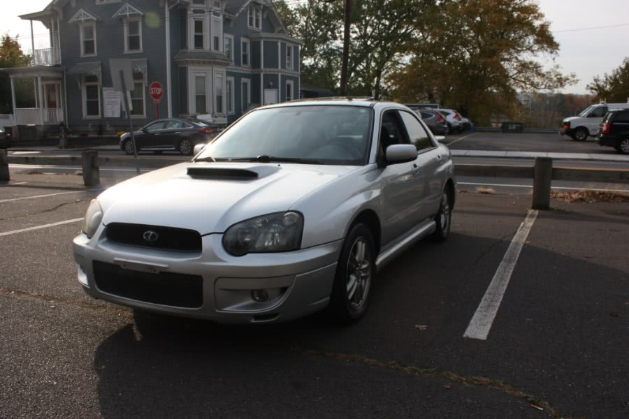 Used 2005 Subaru Impreza Sedan in Derby, Connecticut | Bridge Motors LLC. Derby, Connecticut