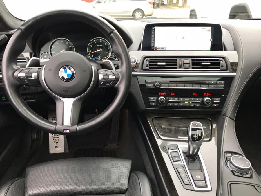 Used BMW 6 Series 4dr Sdn 640i xDrive AWD Gran Coupe 2016 | Sunrise Autoland. Jamaica, New York