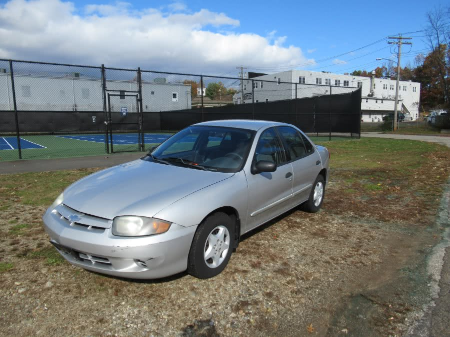 Used Chevrolet Cavalier 4dr Sdn 2003 | Village Auto Sales. Milford, Connecticut