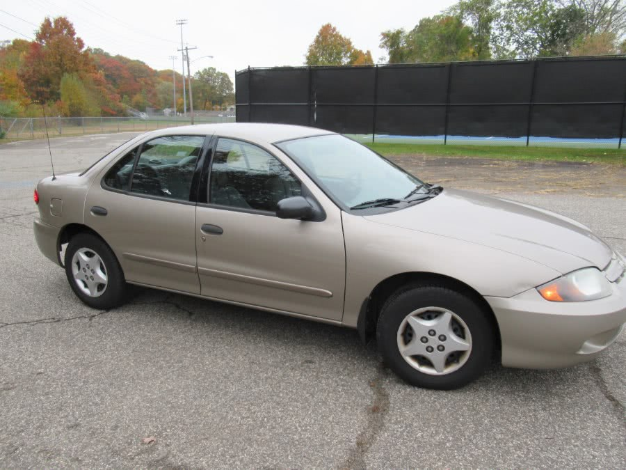 Used Chevrolet Cavalier 4dr Base Sdn 2005 | Village Auto Sales. Milford, Connecticut