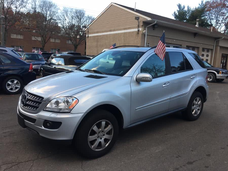 2006 Mercedes-Benz M-Class 4MATIC 4dr 3.5L, available for sale in Cheshire, Connecticut | Automotive Edge. Cheshire, Connecticut