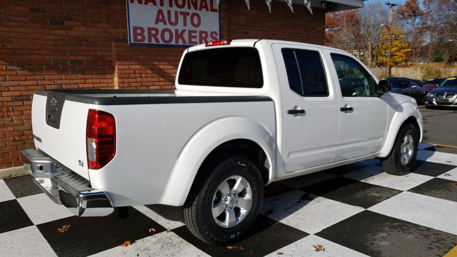 Used Nissan Frontier 2WD Crew Cab Auto SV 2012 | National Auto Brokers, Inc.. Waterbury, Connecticut