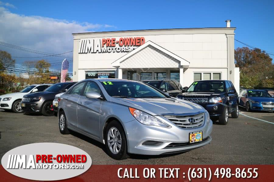 Used 2012 Hyundai Sonata in Huntington, New York | M & A Motors. Huntington, New York