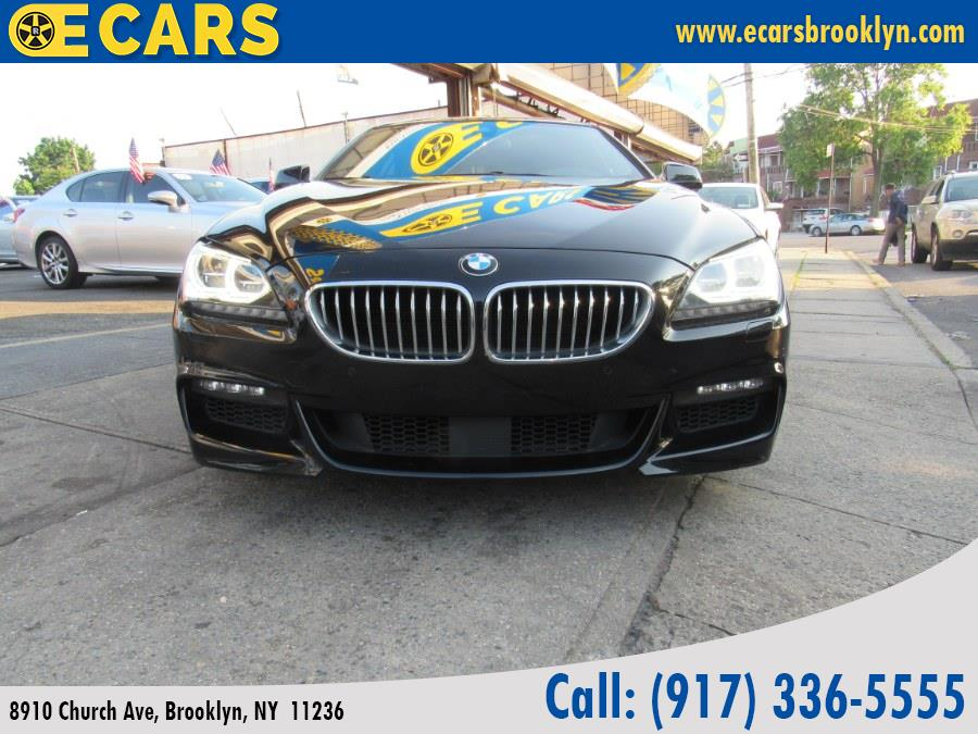 2015 BMW 6 Series 4dr Sdn 650i RWD Gran Coupe, available for sale in Brooklyn, New York | E Cars . Brooklyn, New York