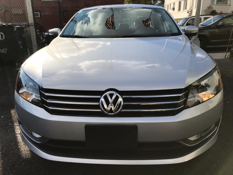 2015 Volkswagen Passat 4dr Sdn 1.8T Auto Limited Ed PZEV, available for sale in Jamaica, New York | Sunrise Autoland. Jamaica, New York
