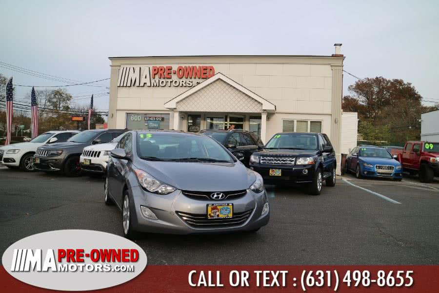 Used 2013 Hyundai Elantra in Huntington, New York | M & A Motors. Huntington, New York
