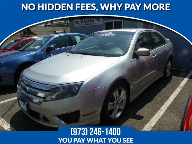 Used 2010 Ford Fusion in Lodi, New Jersey | Route 46 Auto Sales Inc. Lodi, New Jersey