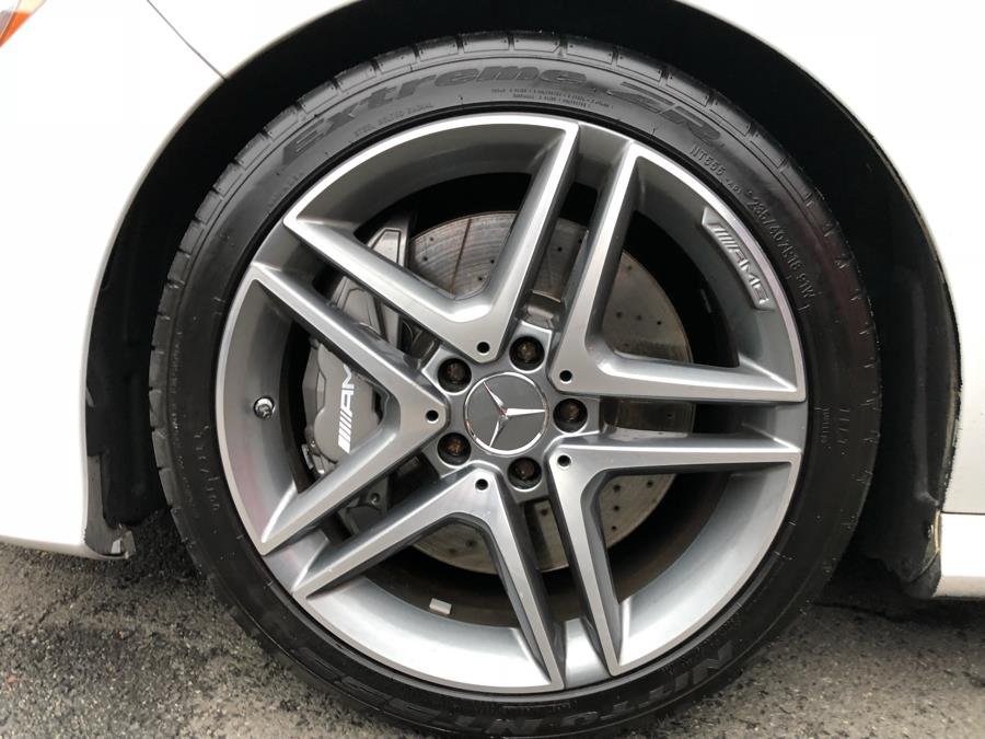 2014 Mercedes-Benz CLA-Class 4dr Sdn CLA45 AMG 4MATIC, available for sale in Newark, New Jersey | RT Auto Center LLC. Newark, New Jersey