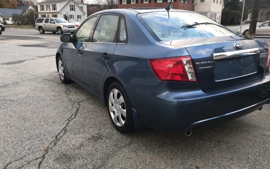2008 Subaru Impreza Sedan 4dr Auto i, available for sale in Barre, Vermont | Routhier Auto Center. Barre, Vermont