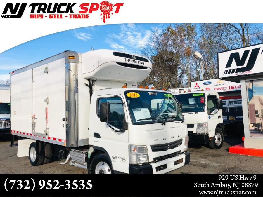 Used Mitsubishi FUSO FE180 14 FEET THERMO KING REEFER 2012 | NJ Truck Spot. South Amboy, New Jersey