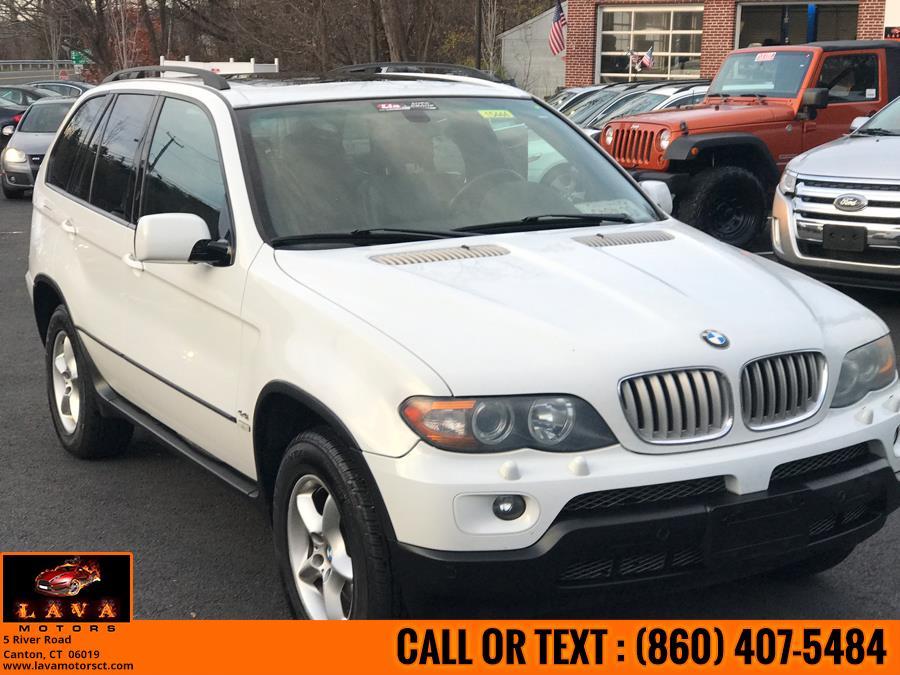 Used 2005 BMW X5 in Canton, Connecticut | Lava Motors. Canton, Connecticut