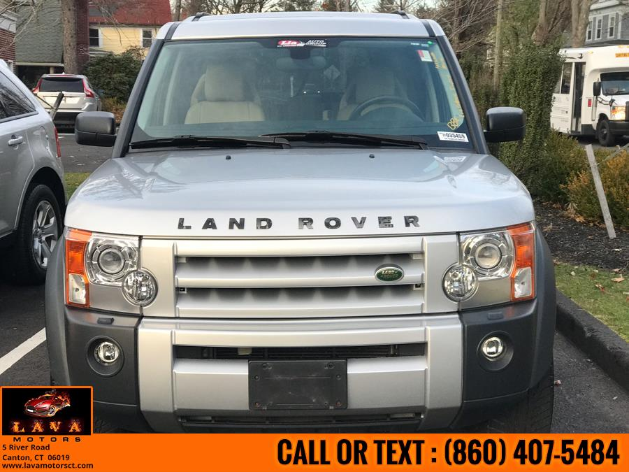 Used 2006 Land Rover LR3 in Canton, Connecticut | Lava Motors. Canton, Connecticut