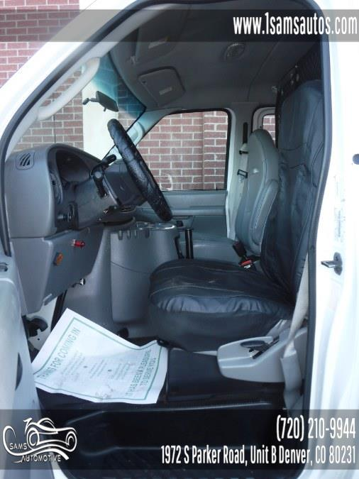 2003 Ford Econoline Cargo Van E-250, available for sale in Denver, Colorado | Sam's Automotive. Denver, Colorado