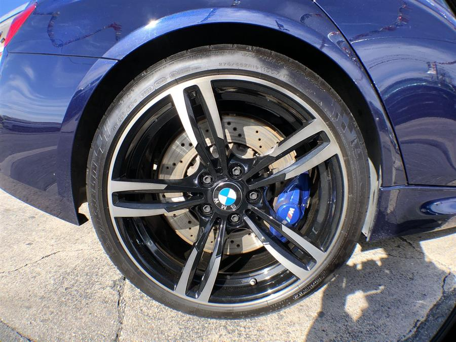 2016 BMW M3 4dr Sdn, available for sale in Jamaica, New York | Hillside Auto Mall Inc.. Jamaica, New York