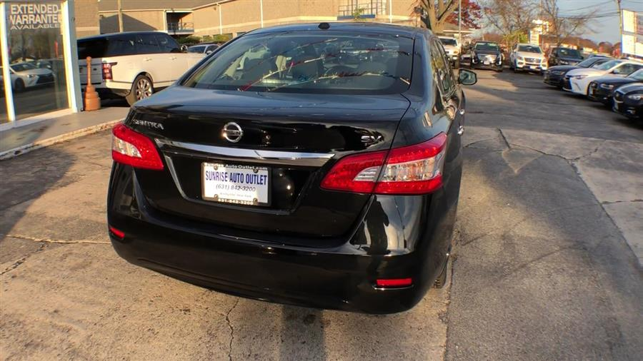 2015 Nissan Sentra 4dr Sdn I4 CVT SV, available for sale in Jamaica, New York | Hillside Auto Mall Inc.. Jamaica, New York