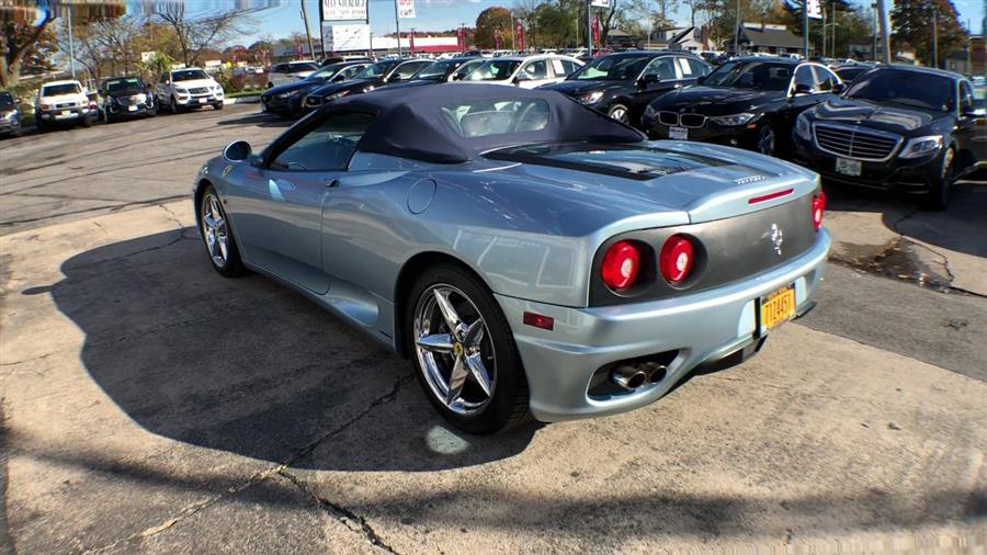 2001 Ferrari 360 SPIDER/SPIDER F1 Convertible, available for sale in Jamaica, New York | Hillside Auto Mall Inc.. Jamaica, New York