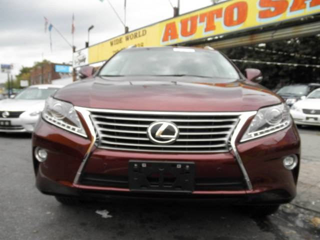 2015 Lexus RX 350 AWD 4dr F Sport, available for sale in Brooklyn, New York | Wide World Inc. Brooklyn, New York