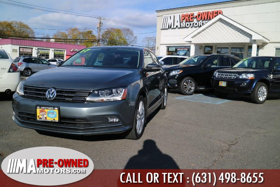 2017 Volkswagen Jetta 1.8T SEL Auto, available for sale in Huntington, New York | M & A Motors. Huntington, New York