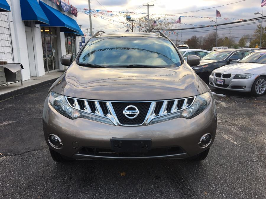 2010 Nissan Murano AWD 4dr SL, available for sale in Lindenhurst, New York | Rite Cars, Inc. Lindenhurst, New York
