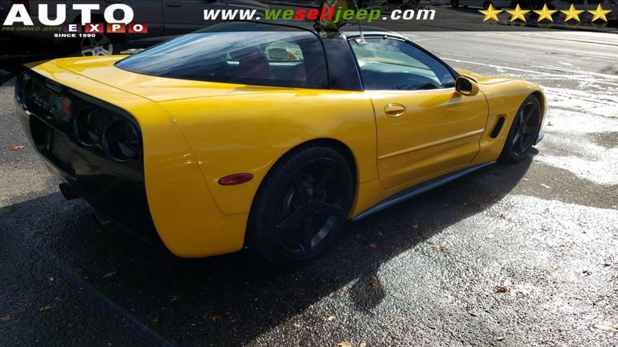 2002 Chevrolet Corvette 2dr Cpe, available for sale in Huntington, New York | Auto Expo. Huntington, New York