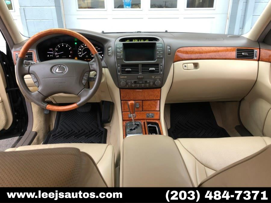 Used Lexus LS 430 4dr Sdn 2004 | LeeJ's Auto Sales & Service. North Branford, Connecticut