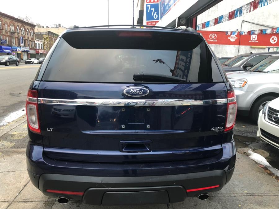 2011 Ford Explorer 4WD 4dr XLT, available for sale in Brooklyn, New York | Carsbuck Inc.. Brooklyn, New York