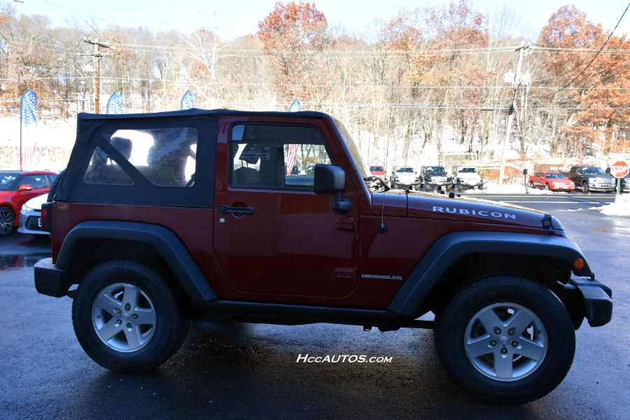 2010 Jeep Wrangler 4WD 2dr Rubicon, available for sale in Waterbury, Connecticut | Highline Car Connection. Waterbury, Connecticut