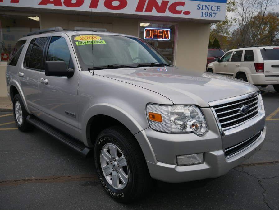 Used Ford Explorer 4WD 4dr V6 XLT 2008 | My Auto Inc.. Huntington Station, New York