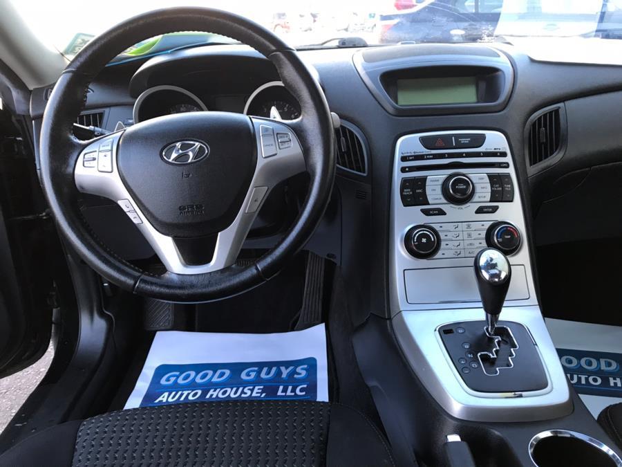 2010 Hyundai Genesis Coupe 2dr 2.0T Auto Premium, available for sale in Southington, Connecticut | Good Guys Auto House. Southington, Connecticut