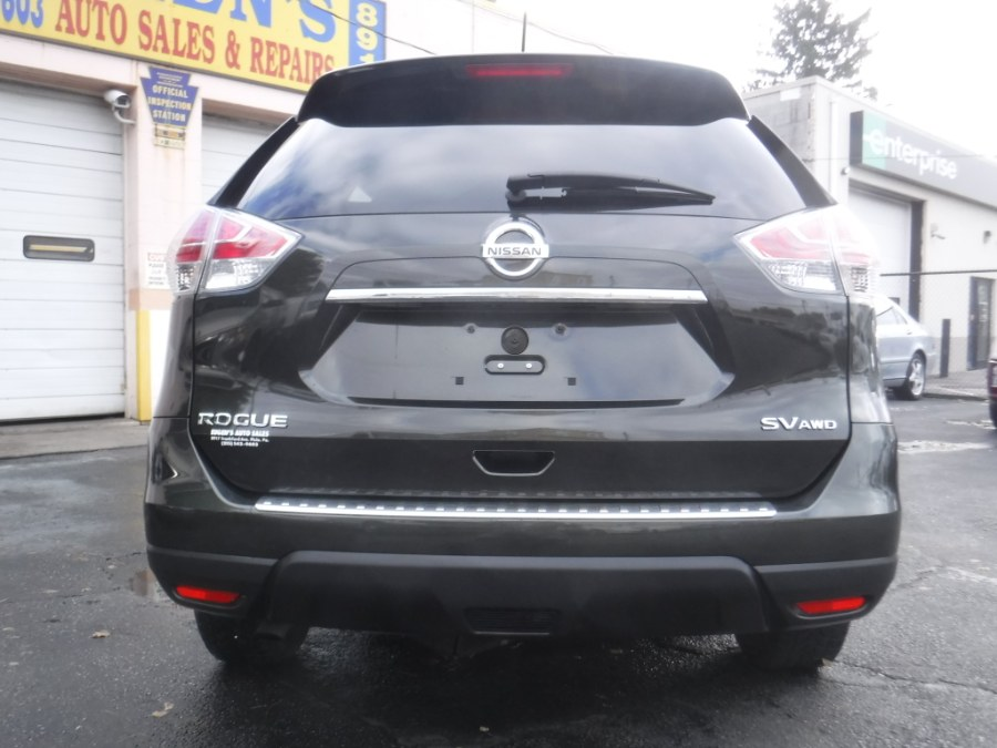 2015 Nissan Rogue AWD 4dr SV, available for sale in Philadelphia, Pennsylvania | Eugen's Auto Sales & Repairs. Philadelphia, Pennsylvania