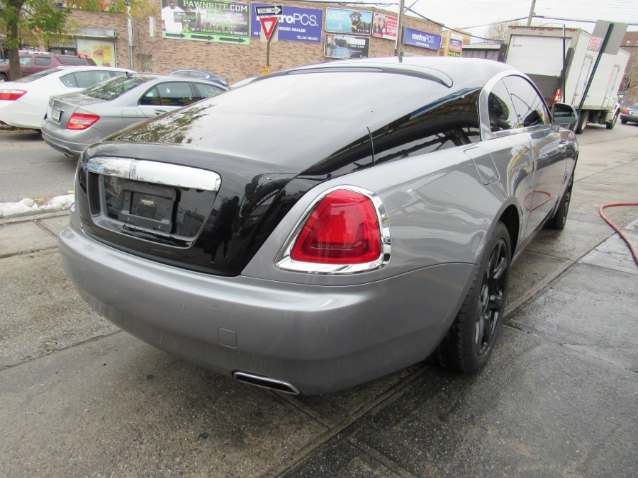 Used Rolls-Royce Wraith 2dr Coupe 2014 | ID Auto Mall . South Richmond Hill, New York