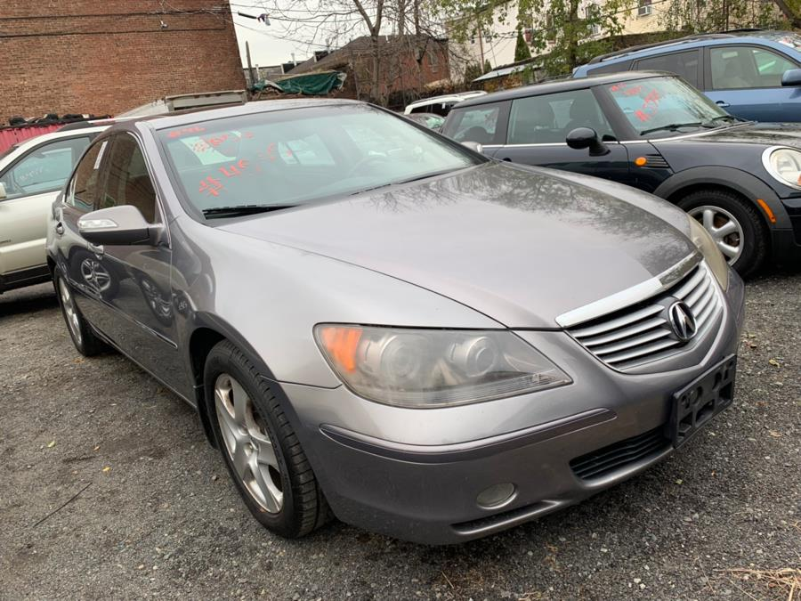 2006 Acura RL 4dr Sdn AT (Natl), available for sale in Brooklyn, New York | Atlantic Used Car Sales. Brooklyn, New York