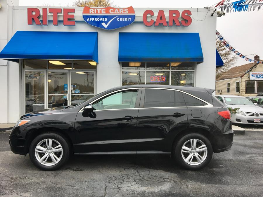 2014 Acura RDX AWD 4dr, available for sale in Lindenhurst, New York | Rite Cars, Inc. Lindenhurst, New York
