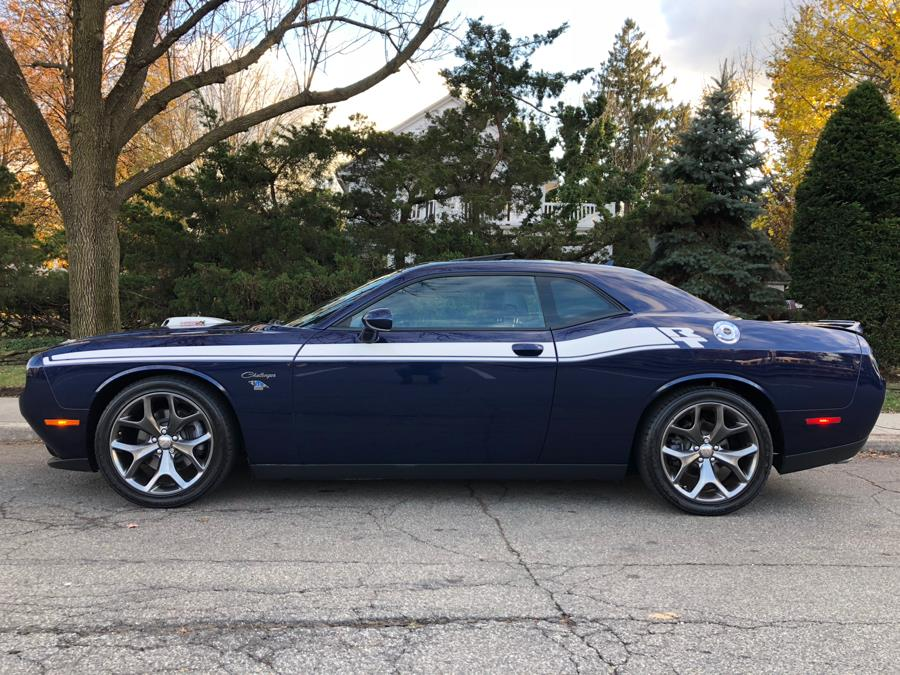 2015 Dodge Challenger 2dr Cpe R/T Plus, available for sale in Franklin Square, New York | Luxury Motor Club. Franklin Square, New York